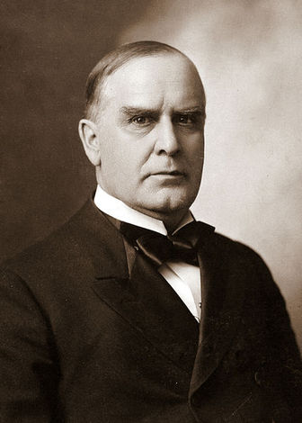 American president William McKinley - List of American ...